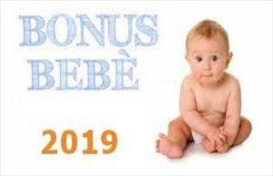 Misura Bonus Bebè – D.G.R. 1728 del 10 giugno 2019
