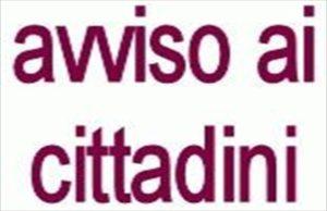 Avviso all'utenza – riapertura Sportello Anagrafe – Stato Civile – Demografico – Elettorale