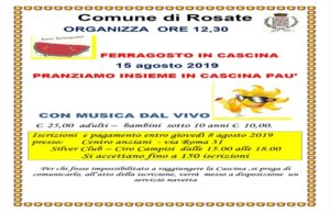 Ferragosto in cascina