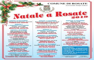 Natale a Rosate 2019