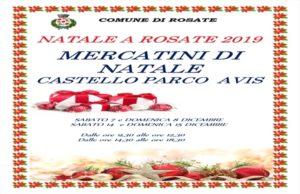 Mercatini di Natale a Rosate
