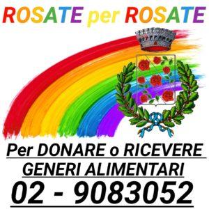 Rosate per Rosate – progetto solidale