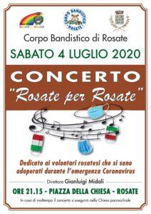 "Concerto ""Rosate per Rosate"""