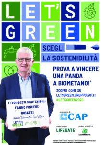 Let's Green!  Il concorso a punti che premia i tuoi comportamenti sostenibili