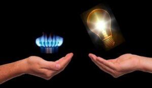 AVVISO: Bonus gas, luce e acqua automatici dal 2021