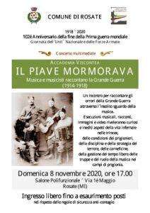 """""""Il Piave Mormorava"""""""