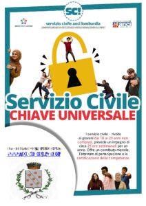 Servizio Civile – Chiave Universale