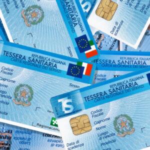 Abilitazione sistema di rilascio PIN TSN/CSN – TESSERA SANITARIA E CARTA NAZIONALE DEI SERVIZI