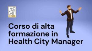 """Bando alta formazione per """"Health City Manager"""""""