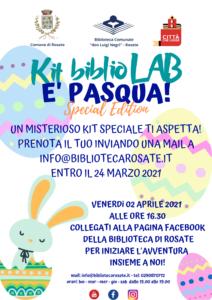Kit Biblio Lab – Speciale Pasqua