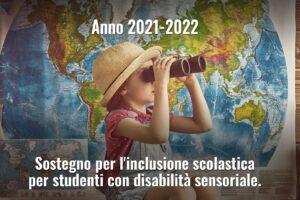 Sostegno per l'Inclusione Scolastica per Studenti con Disabilità Sensoriale