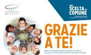 11 aprile 2021 Giornata nazionale Donazione organi
