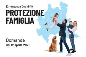 Protezione famiglia – Contributo Regione Lombardia Emergenza Covid-19