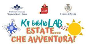 Kit Biblio Lab – Estate che avventura!