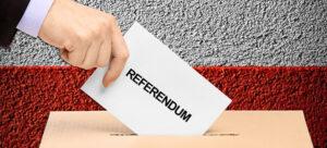 Raccolta firme per referendum