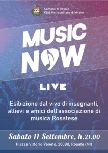Music Now Live
